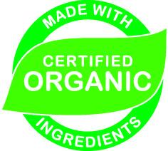 Ingredientes ecológicos